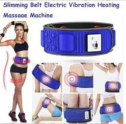 Electric slimming belt image 1