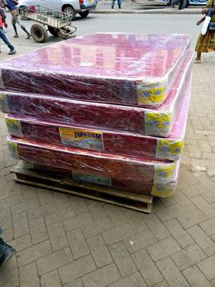 Single Bed Heavy Duty Mattresses (3 x 6). Free Delivery. image 1