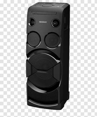 MHC-V44D Sony High Power wireless Bluetooth Party speaker image 2
