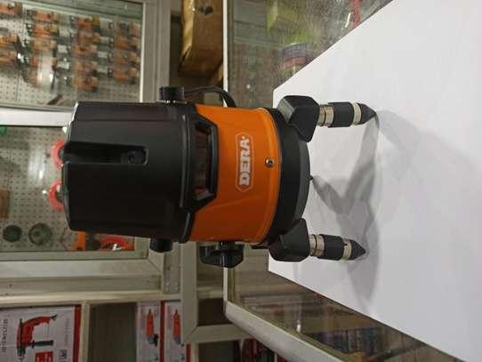 Laser level Digital  4 line image 4