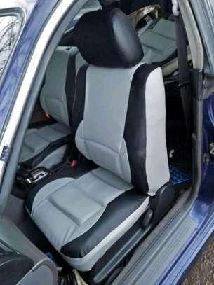 SUBARU CAR SEAT COVERS image 3