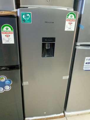 Hisense Fridges RS-23DR4SB Single Door with Water Dispenser image 1