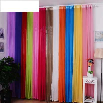 SHEERS AND CURTAINS