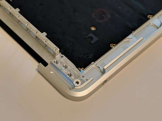 "Apple 13"" MacBook Pro Silver Top-Case Keyboard Battery 2016 2017 / A1708 image 3"