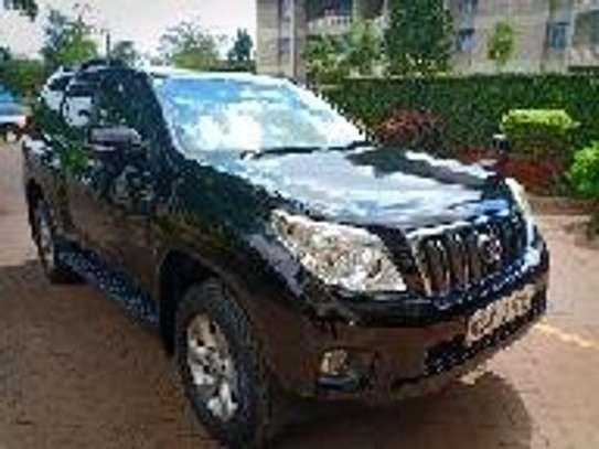 Toyota Prados J150 for Hire image 13