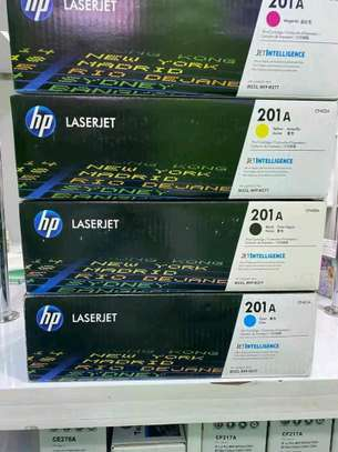 Office Hp 201A toners image 1
