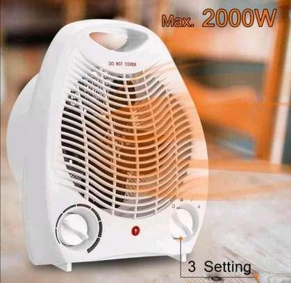 2000 Watt Fan Heater image 1