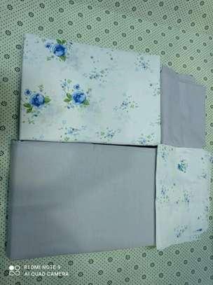 Cotton mix match Bedsheets image 9