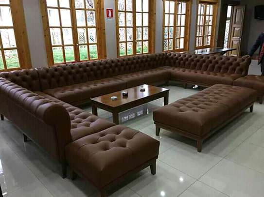 Club and Hotel sofas image 1