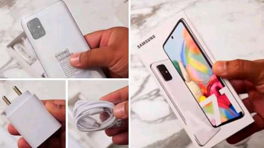 Samsung A71, wholesale price. image 1
