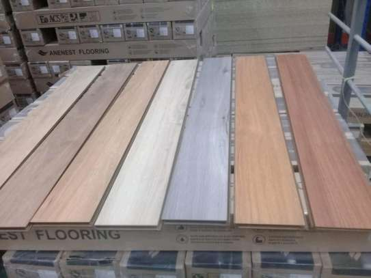 Wooden floor installation sanding and polishing services. image 7