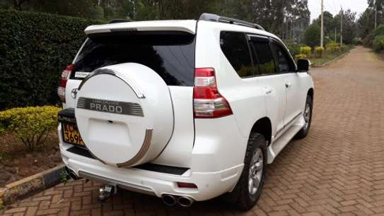 Toyota Prado for Hire
