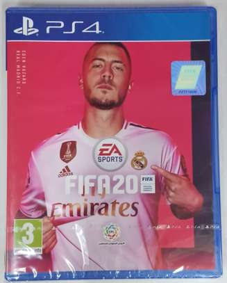 PS4 FIFA 20 Standard  Edition Game image 1
