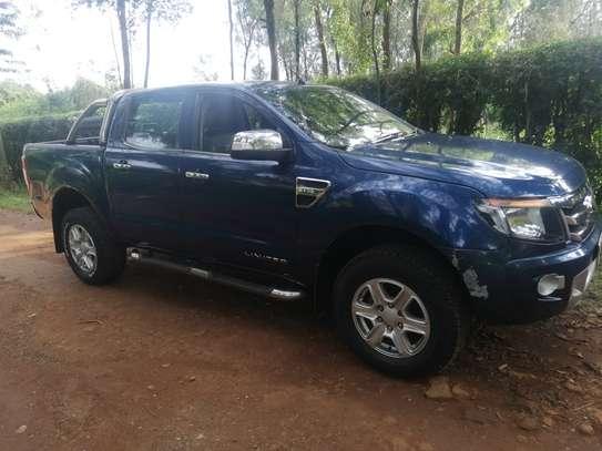 Ford Ranger XLT image 2