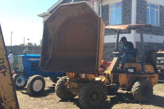 Equipment & Machinery Thwaites Dumper image 8