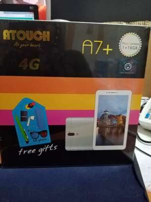 Atouch A7 kid and Adult Tab with free gifts image 1