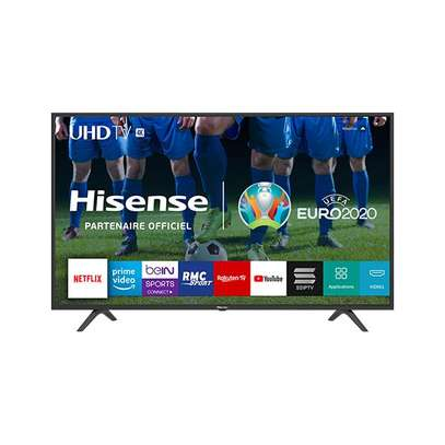 Hisense 50 inches UHD 4K Smart LED TV 2019 Model-50B7101UW image 1