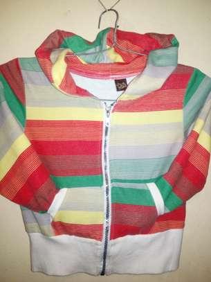 Strips hoody image 1