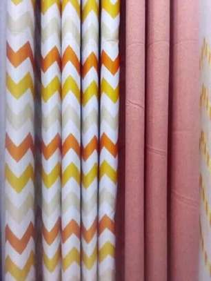 curtains maroon  printed image 1