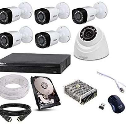 4 CCTV CAMERAS PACKAGE image 3