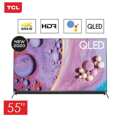 TCL 55C815 55 Inch QLED Android TV(Q815) image 1