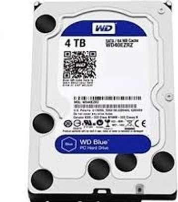 4 TB Western Digital WD Desktop Computer Internal Harddisk