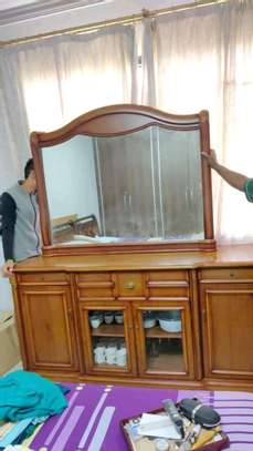 Repair and varnishing of all broken,damaged 'wooden' furniture image 5