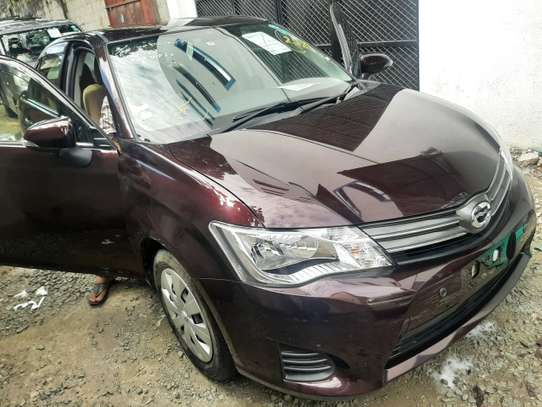 Toyota Axio image 7