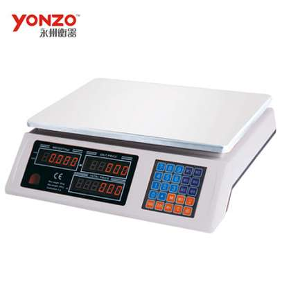 30kg Electronic Price Computing Scale weighing  scale price. image 1