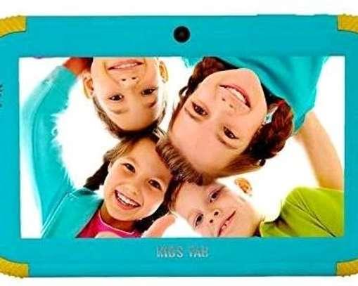 kids tablet + free powerbank image 1