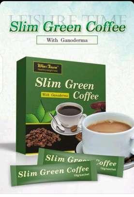 Slim green coffee image 1