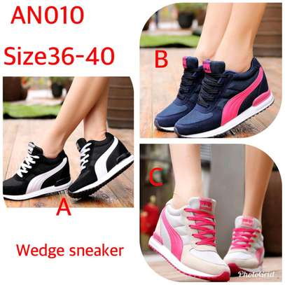 Classy ladies sports shoes image 1