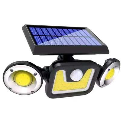 Solar motion sensor light image 3