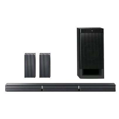 Sony Soundbar System HT-RT3 5.1ch 600W Home Cinema System with Bluetooth® Technology image 1