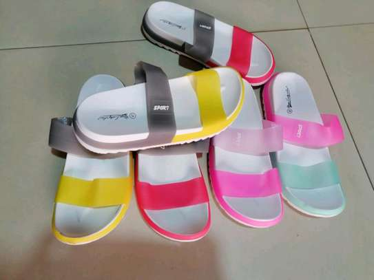 Slip on sandals image 1