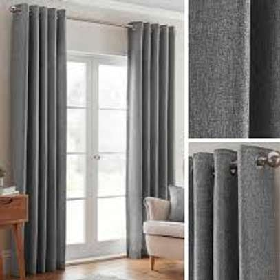 Plain curtains image 4