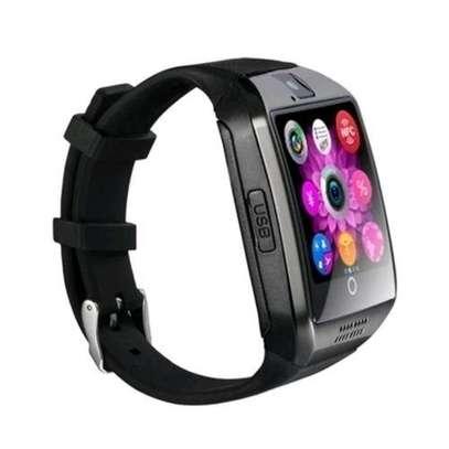 Camera Q18 Smart Watch Phone - Black image 2