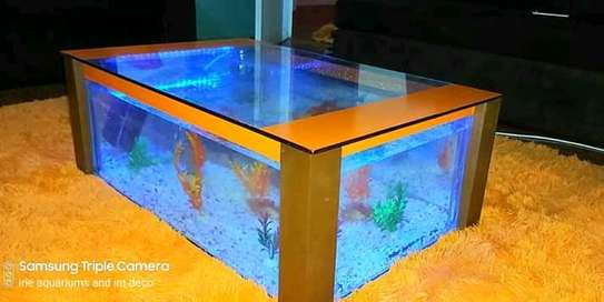 Coffee Table Aquariums. image 5