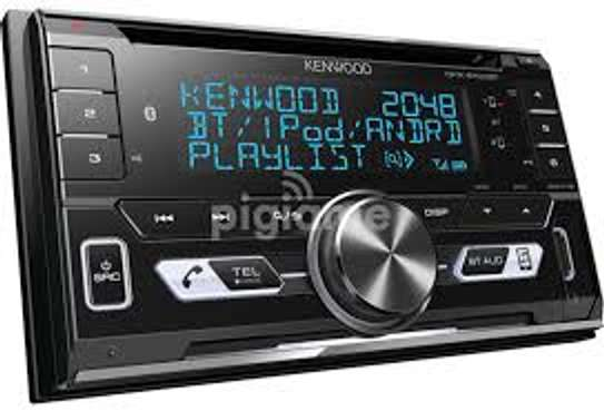 Kenwood DPX-5100BT In Dash Car Stereo With Bluetooth. image 1