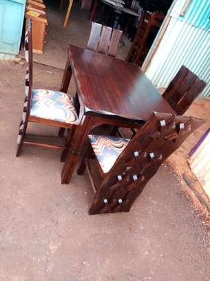 4 Seater  Solid Wood Dinning Set