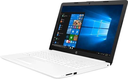 Hp NoteBook 15 AMD Ryzen™3 3200U 2.6GHz 8GB RAM DDr4 256GB SSD win10 -White image 3