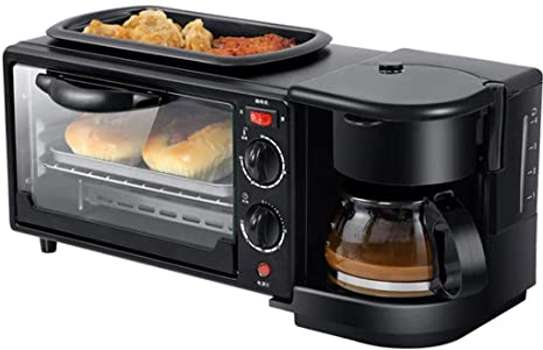 3 In 1 Multi Function Breakfast Maker Machine With Grill image 4