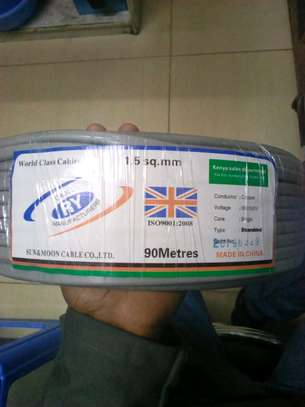 1.5 mm Twin with Earth Electrical Cable.