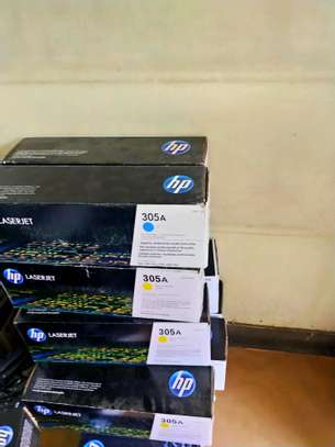 Best hp toners 305A image 1