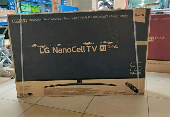 LG 65 INCH NANOCELL TV- BRAND NEW image 1