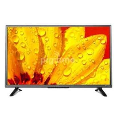 "Syinix 24"" - HD LED Digital TV - Black image 1"