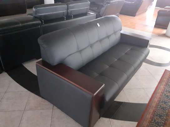 5 Seater Office Sofa