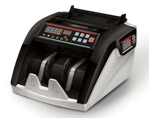 Desktop Friction Type money / Banknote Counter Machine image 1