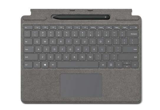 Microsoft Surface Pro X with Signature Keyboard and Slim Pen image 3