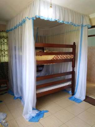 Custom Made Rail Shears Mosquito Nets image 1